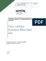 TRABAJO CASO HOTELERO BLUE STAR INN