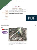 InjectorService.com.ua • Sensor de vácuo