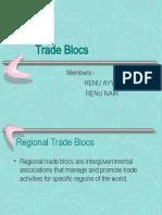 Trade blocks