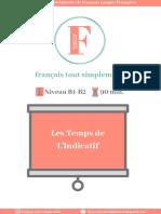 fts-Grammaire-Les Temps de L'Indicatif