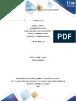 Fase 2. Ficha Técnica y Diagrama de Agrocadena