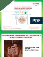 integrazione alimetare nelle allergie e intolleranze alimemtari - integrazione funzionale