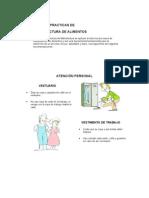 BUENAS PRACTICAS DE