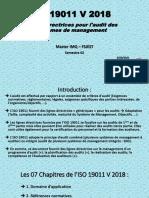 + + + Séance 03 ISO 19011_Présentation_ PDF