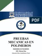 EXPOSICION PRUEBAS MECANICAS