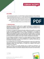Programa de Gobierno 2011 - Dos Hermanas - Cultura