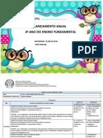 Planejamento Anual Completo Plano de Curso 4º Ano Celina Da Silva MG