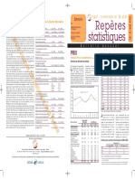 Repères statistiques, Mars 2010 - N°154