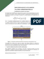 CHAPITRE II_Conditions initiales et aux limites