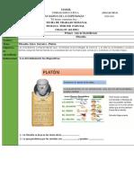 O.C.P  FILOSOFIA PRIMERO REGULAR  DE BACHILLERATO 2021 ABRIL