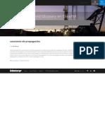 constante de propagación _ oilfield glossary