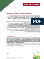 PROGRAMA DE GOBIERNO 2011 - DOS HERMANAS - URBANISMO, TRÁFICO Y VIVIENDA