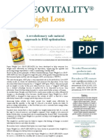 Homeovitality Super Weight Loss