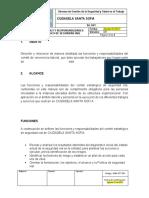 Manual de Responsabilidades CESV