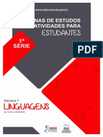 Roteirodeeestudo 1aserieem Linguagens Semana7