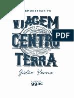 Demonstrativo - Viagem Ao Centro Da Terra - GGAC ESTÚDIO