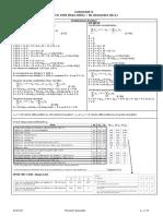 Formulaire eurocodes cm