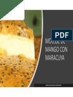Mi Mousse de Mango