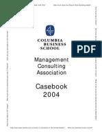 Columbia Case Book