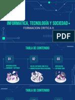 Presentacion de Formacion Critica SID2B