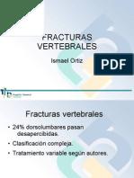 fracturas vertebrales