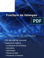 frctura falanges