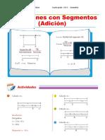 Ficha - Operaciones Con Segmentos