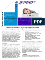 Calgary Learning Centre Workshops