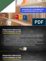 Diagnóstico Diferencial e Comorbidades