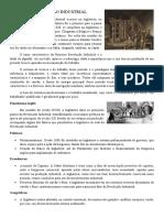 Geografia - Revolução Industrial 1,2 e 3.