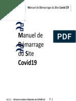 Fr.site Startup Handbook COVID19. OCT2020 Final