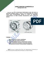 Sistema Direct Drive en lavarropas LG (incluye error LE)-61140