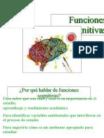 3. funciones cognitivas