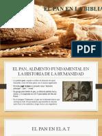 Presentación Bendición del pan en el Bendicional