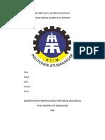 Format Laporan lengkap