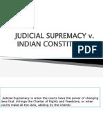 JUDICIAL SUPREMACY v