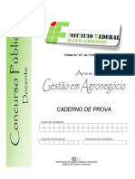 if-mt-2014-if-mt-professor-gestao-em-agronegocio-prova