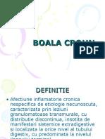 BOALA CROHN