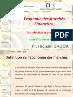 HS Eco des Marchés Financiers (premiere partie)