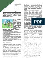 TAREFA REMOTA 03 O que é Filosofia ZACHARIAS PDF