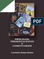 Libro Prólogos