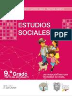 9no EGB Libro Sociales