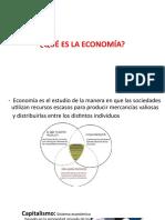 Economía conceptos básicos