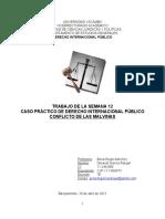 8s.Trabajo Gerardo García.Rel.Intern.Vzla 2011-2012