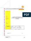 Safety and Operability (SAFOP) Study Manual