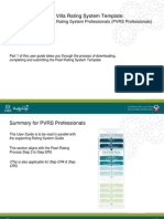 PVRS Submittal User Guide - PVRS Professional