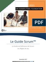 PREPARATION EXAMEN PSM1 FOUNDATION