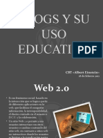 Blogs y su uso educativo