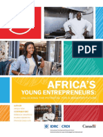 Africas Young Entrepreneurs Unlocking the Potential for a Brighter Future