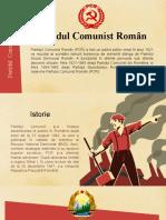Partidul Comunist din Romania